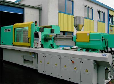 Used injection moulding machine Arburg - Makutec GmbH